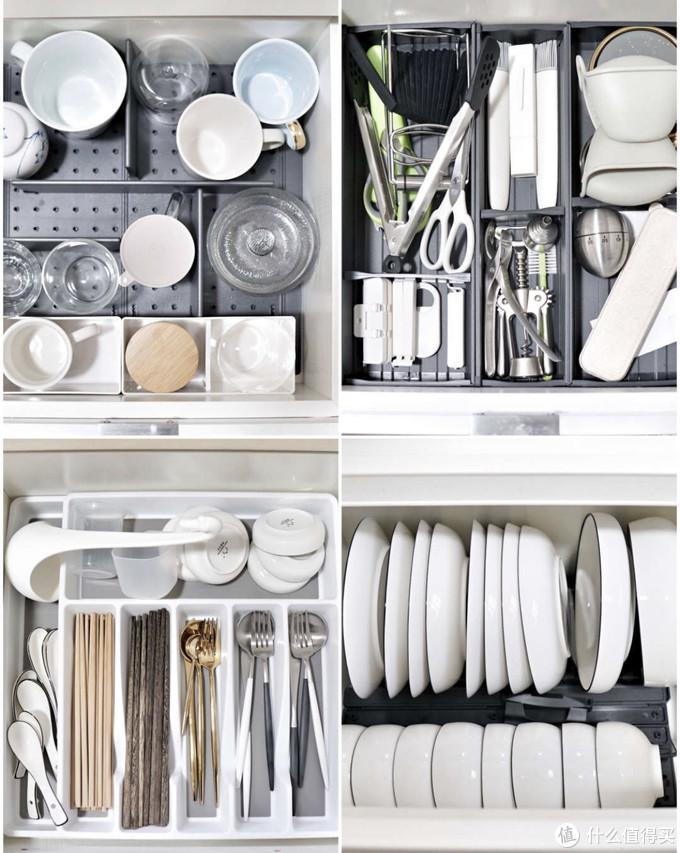 仅4平的厨房,媳妇是怎样榨干每个角落收纳的?真是整洁又美观啊