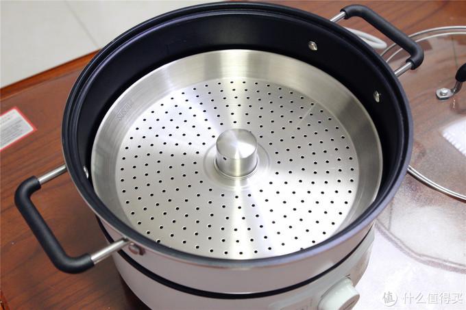 一键升降让火锅吃出仪式感,还能蒸米饭,圈厨智能升降锅评测