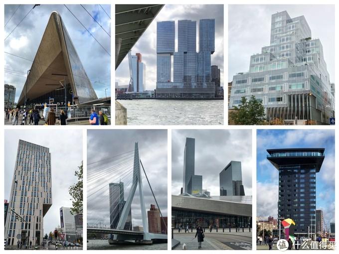 在二战的时候,鹿特丹被敌军轰炸,整个城市都成了一片废墟,于是在这里就兴起了一场现代建筑的实验