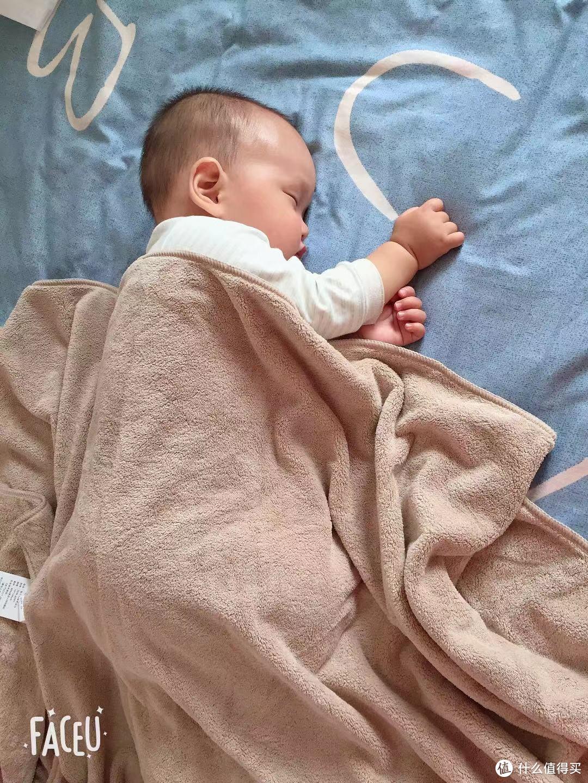 可以做宝宝盖毯