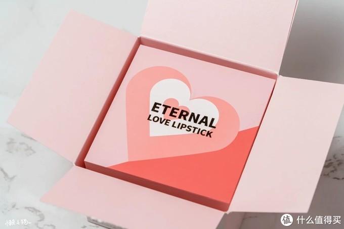 解放选择困难,一次拥有三支——水肌美挚爱一生口红礼盒开箱(真人试色)