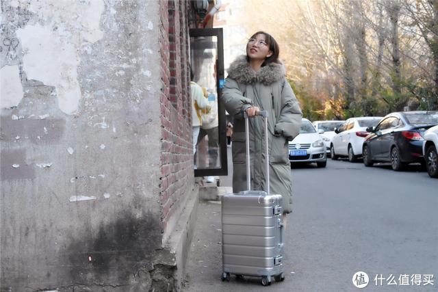 开箱999元小米金属旅行箱,双十一竟卖599元,真香!