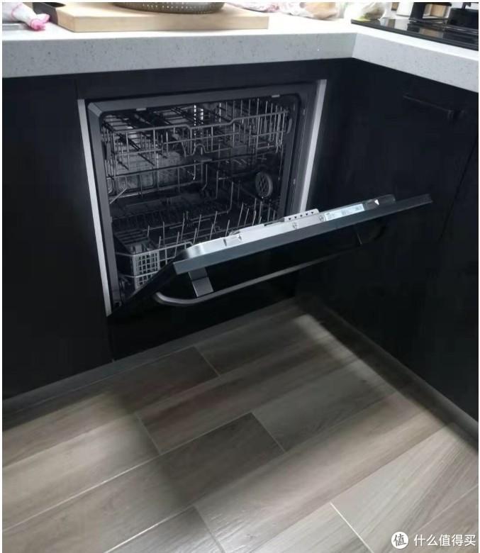 华帝H7洗碗机测评:融入烘干功能,这款洗碗机能当消毒柜使用