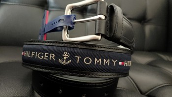 双十一 Tommy Hilfiger男士休闲皮带怎么样评测(皮带头|品牌)