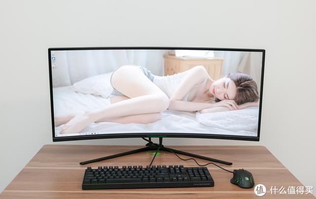最具性价比的电竞显示器,记得帮男友收藏,这是他梦寐以求的礼物