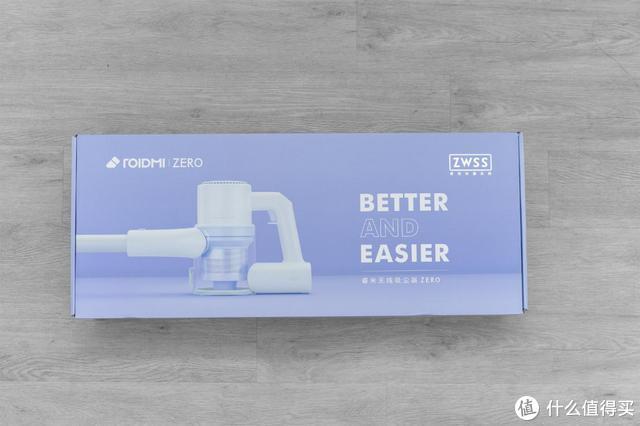黑科技不输戴森!睿米ZERO手持吸尘器,吸尘、拖地、除菌更健康
