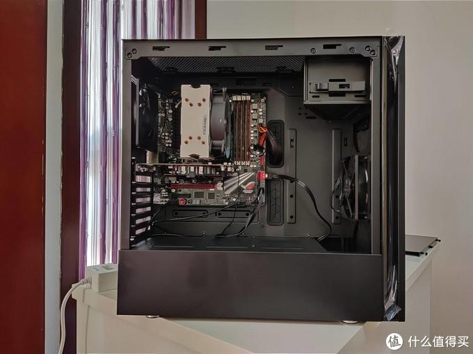 如何达到噪音更低的机箱——酷冷至尊Silencio S600静音机箱装机
