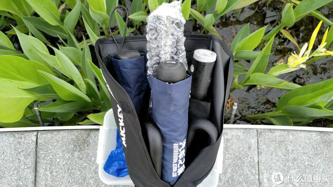 米老鼠车用雨伞袋使用评测:完美解决下雨天的烦恼