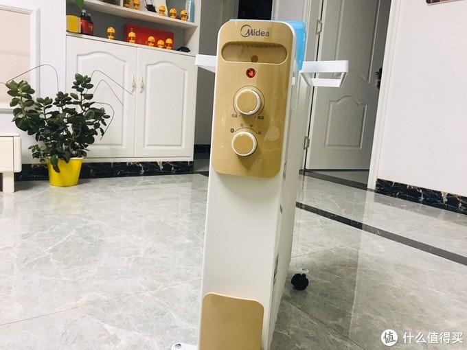 美的HY22M取暖器使用体验,多重制暖模式家人用更安心