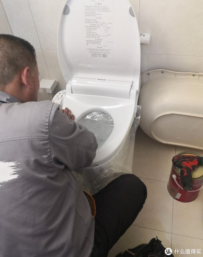 日本松下DL-5230CWS智能马桶盖,让人信赖的个性化舒爽体验,上厕所成了享受