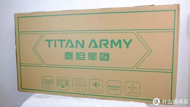 「教父测评」泰坦军团N34SK R1500带鱼屏曲面显示器上手体验