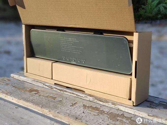 最美魔镜?360行车记录仪M310 开箱