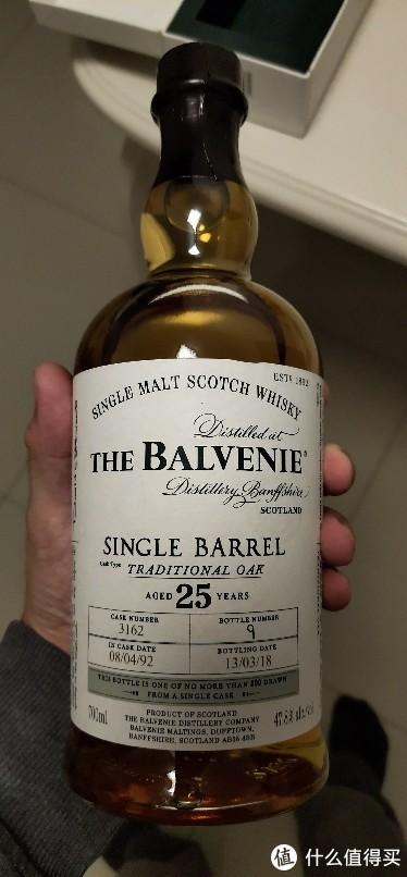 百富12年双桶、21年波特和25年单一麦芽威士忌开箱