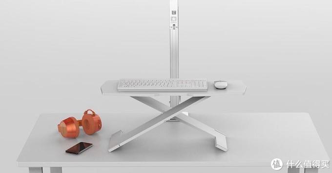 腰疼颈椎病拯救你,不折不扣的站立办公显示器支架。
