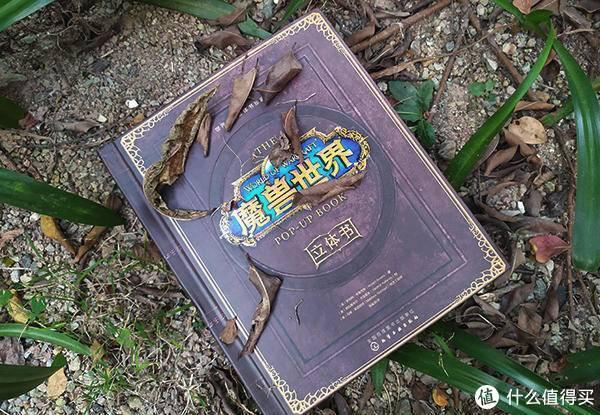大男孩的专属读物——魔兽世界立体书