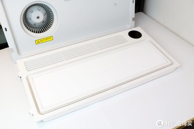 年轻人自己的智能浴霸,LED亮度可自定义调节,支持小爱语音控制