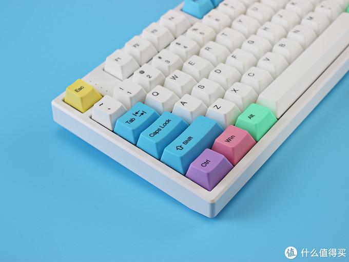 老师说寸金难买寸光阴,GANSS GM108-D年华版机械键盘开箱
