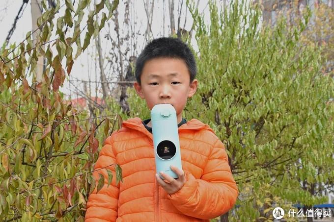 一美遮百丑,定时提醒喝水功能太实用,Gululu Q 儿童智能语音水杯