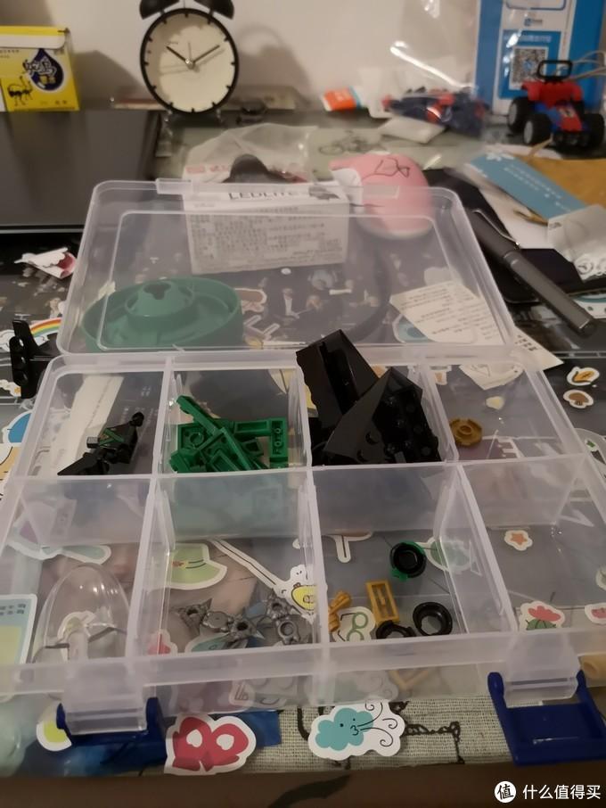 有趣的乐高周边—陀螺,手电,首饰盒,贺卡等