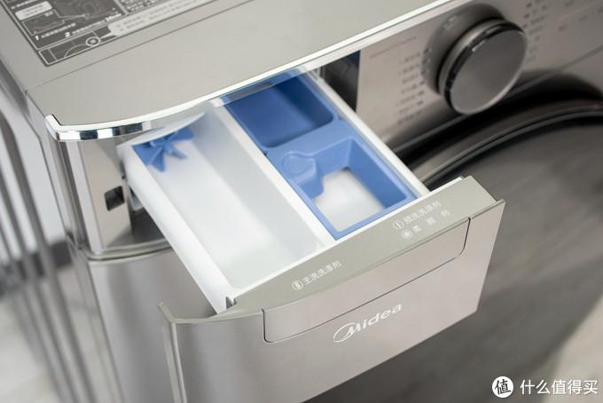 晾晒毁衣,烘干才是生活品质:美的10kg洗烘一体机试用