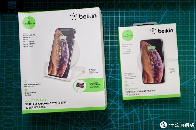 贝尔金无线充电套装入手体验,我的iPhone又能无线快充了