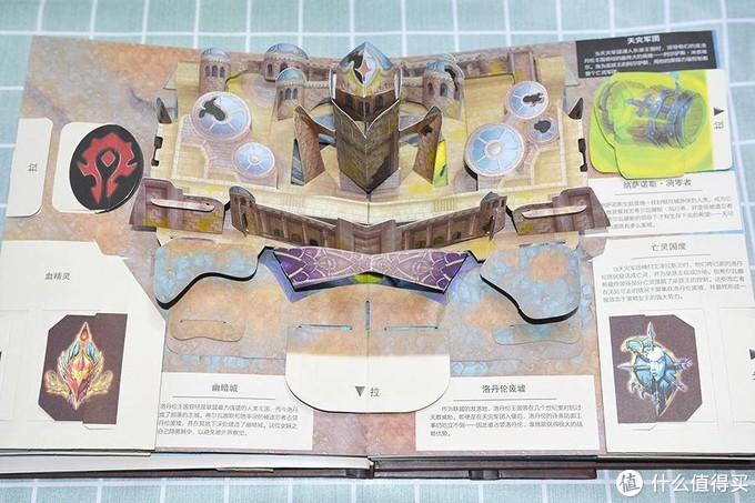有品众筹 暴雪独家授权 魔兽世界3D立体书 360°C栩栩如生 沉浸其中