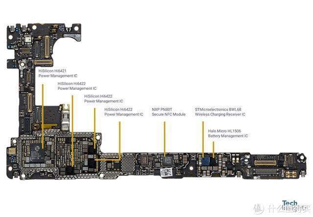 小米CC9 Pro拆机 华为Mate 30 Pro 5G内部探秘