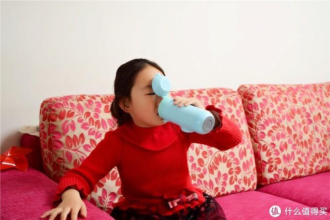 天猫精灵和保温杯的合体,能否让孩子爱上喝水?