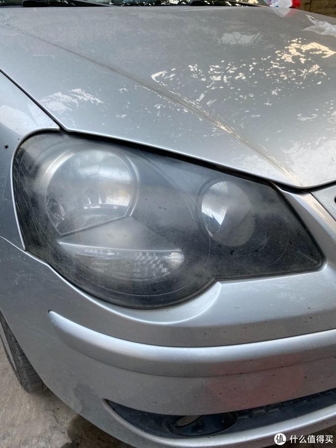 汽车车灯灯罩发黄、氧化、磨损怎么办---汽车大灯翻新修复了解一下