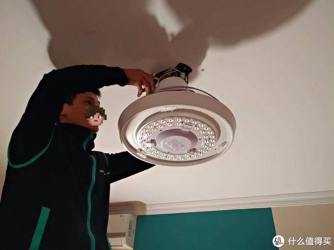 """家里的""""清风明月"""":Yeelight逸扬风扇吊灯使用记"""