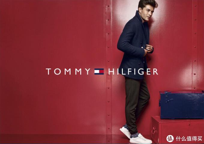 Tommy Hilfiger男士半休闲半正装皮带开箱