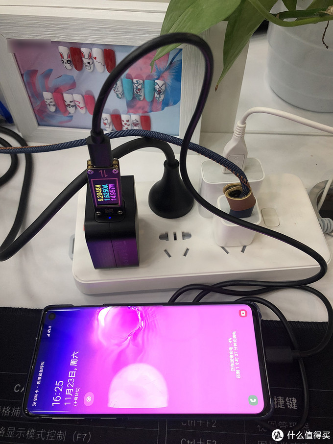 61w氮化镓充电器开箱测评,麻将大小,出行减负神器!