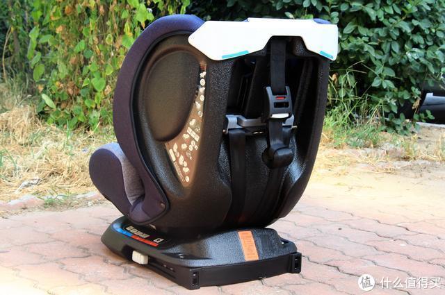 欧颂NIK尼克巴巴儿童安全座椅评测