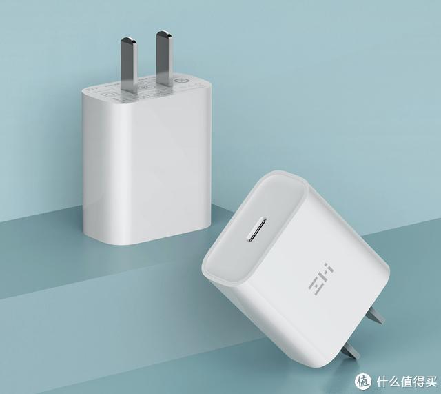比苹果18W还小巧,紫米苹果PD口充电器,京东仅售35元,真香