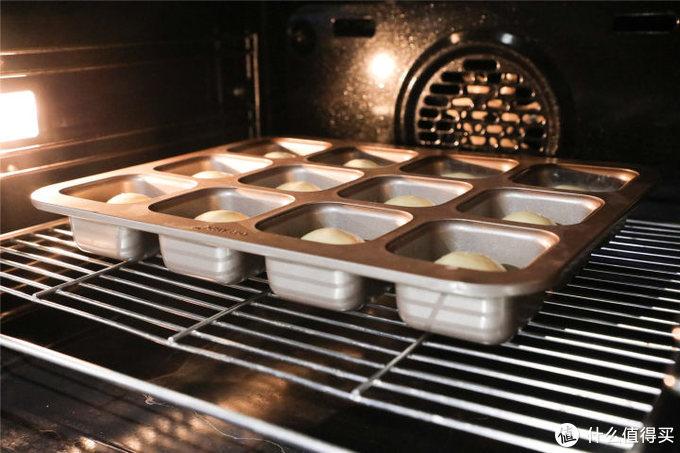 有了这个嵌入式蒸烤箱一体机,做面包省事多了,一键完成省时间