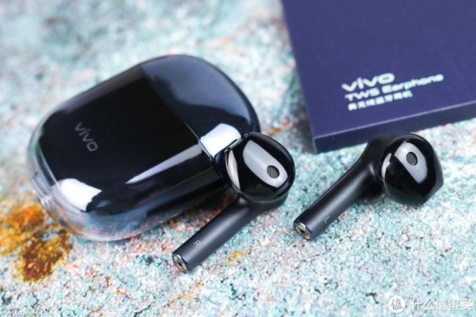 这是深海赋予的美 vivo TWS Earphone真无线蓝牙耳机图赏