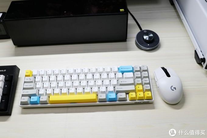 换个桌面小玩物,GANSS ALT71蓝牙双模入手开箱体验