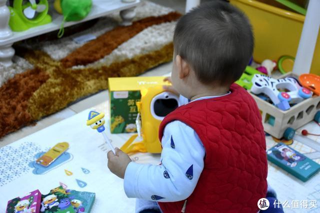 读绘本,学英语,早教启蒙家教老师多合一牛听听读书牛礼盒版晒单