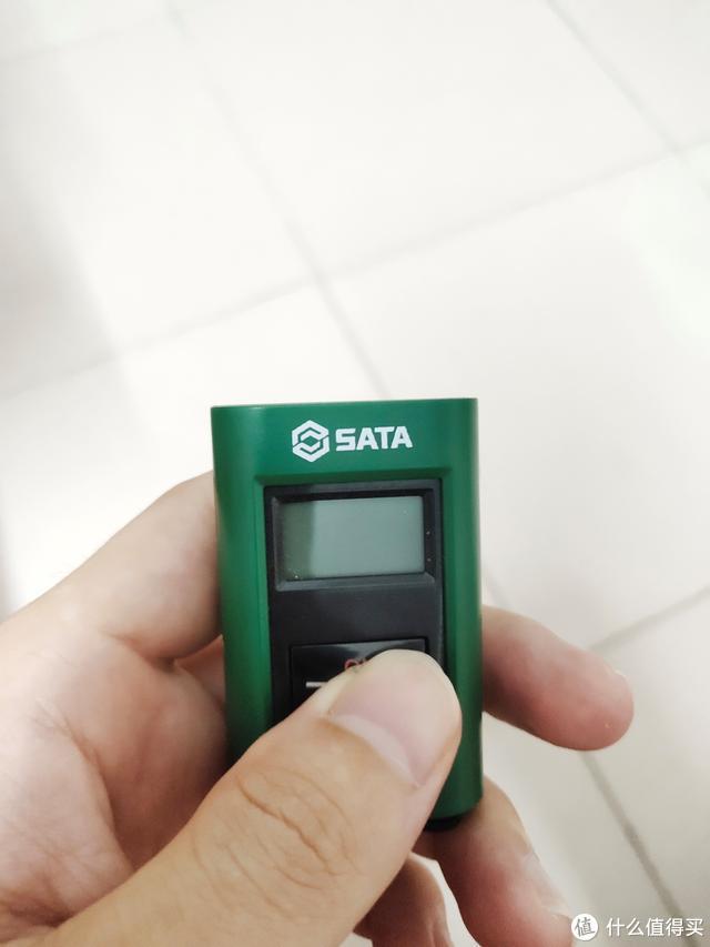 世达激光测距仪:体积小,精度准的测量利器