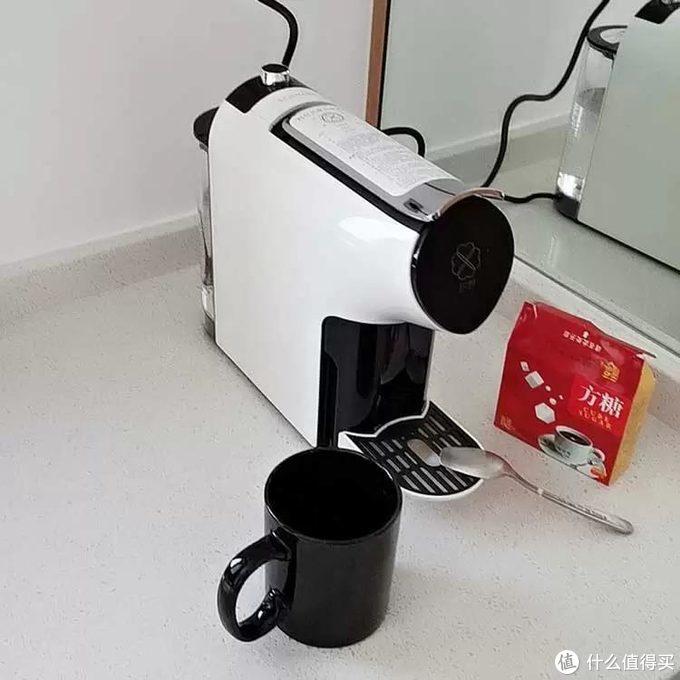 国货标杆,心想胶囊咖啡机开箱