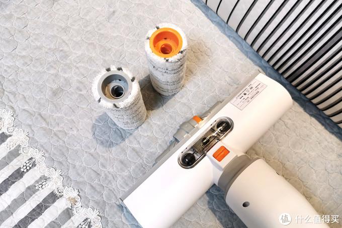 小米推出居家清洁神器,洒哇地咔微湿电动拖把,擦地自洁一体设计