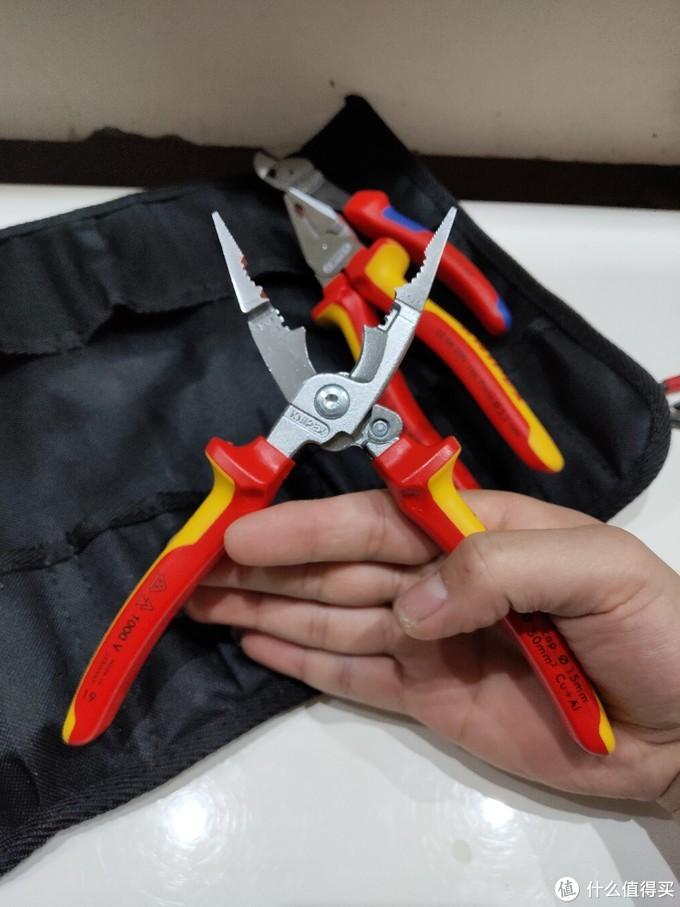 凯尼派克多功能钳的套装介绍及更换