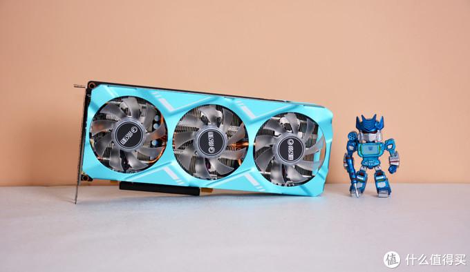 青色の装机——影驰2060s金属大师