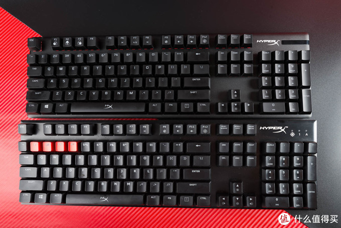HyperX Alloy Origins键盘评测
