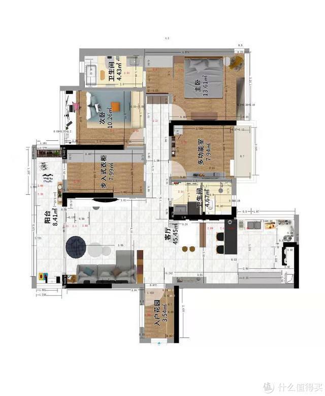 了解装修顺序再买——80件家装建材清单归类