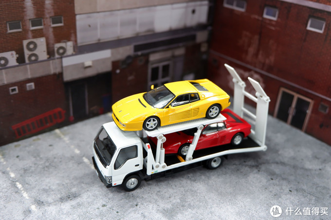 TOMY LV-N191a 花见台双层白色五十铃拖车& TLV怎么买最实惠?