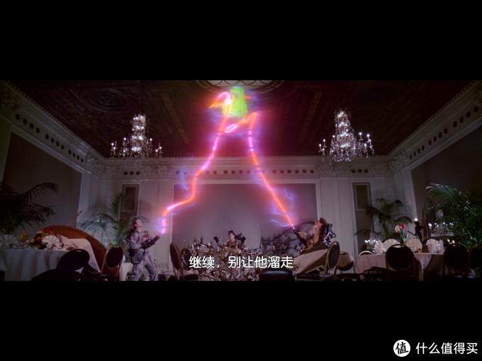 电影中史莱姆就是被它发射的限制光束所控制