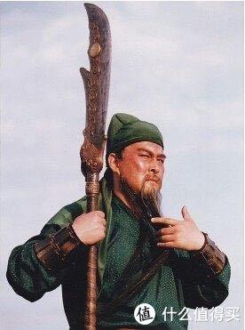 94版《三国演义》中陆树铭扮演的关羽(图片来自于网络)