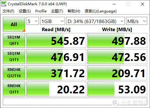 千元级大容量 电脑全固态硬盘达成 七彩虹SL500 2TB开箱简评