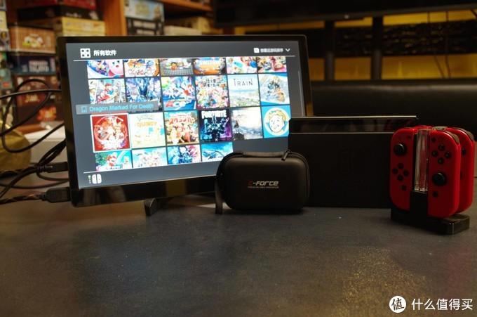 有了你,工作娱乐随时随地——C-Force15.6寸便携显示屏CF011X测评